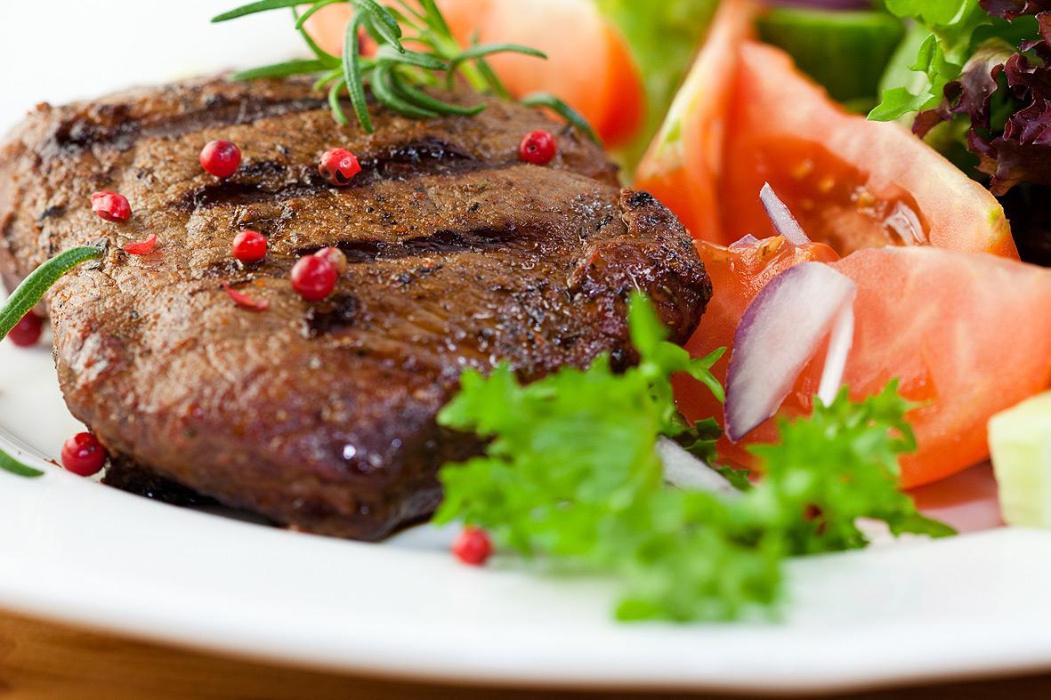 Von Vorbildern, Obdachlosen – und keinen Steaks