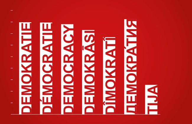 Unsere gel(i)ebte Demokratie