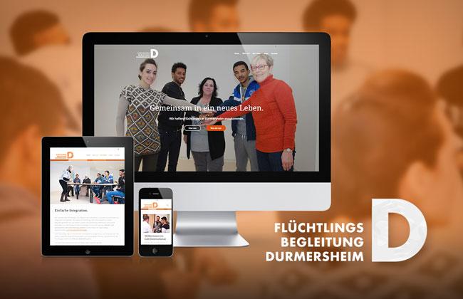 Plattform informiert über Flüchtlinge