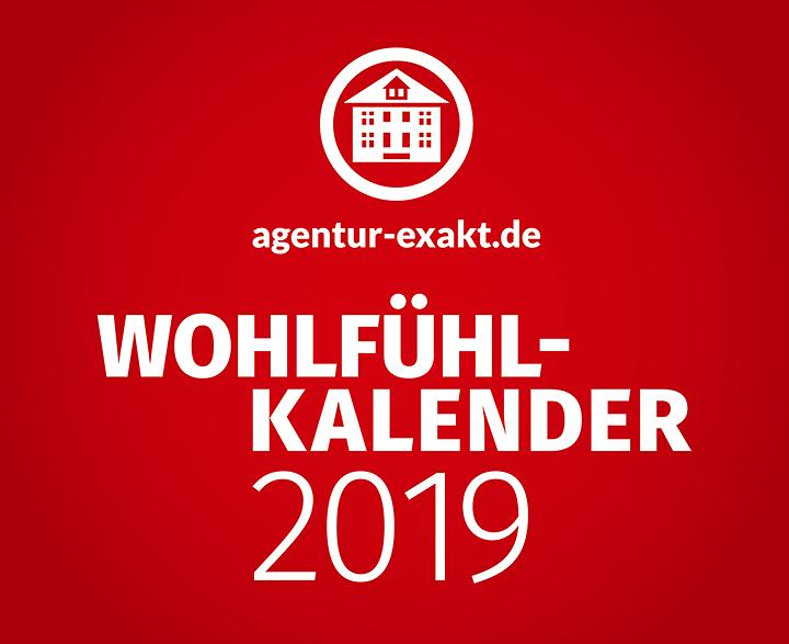 Tischkalender 2019 - Agentur exakt