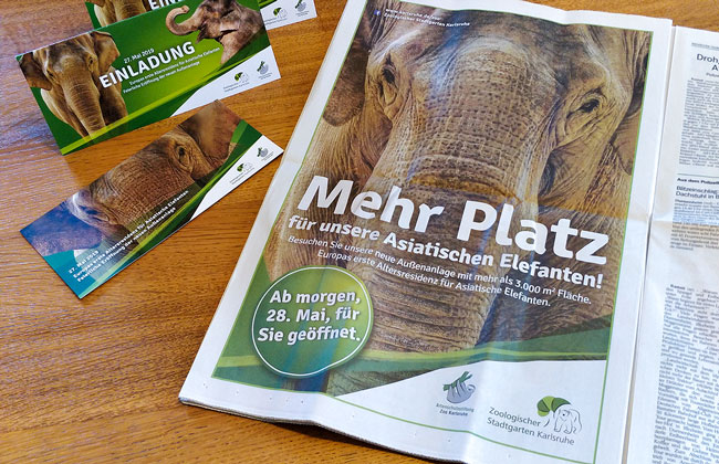 Altersresidenz für Elefanten