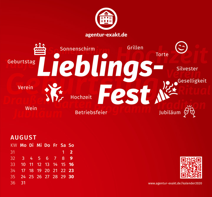 Lieblings-Fest