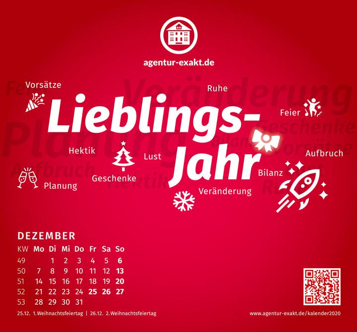 Lieblings-Jahr