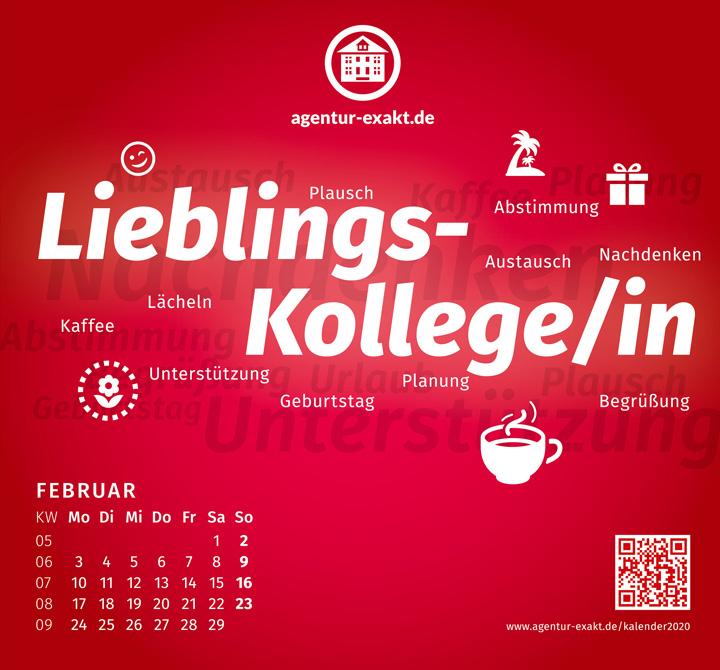 Lieblings-Kollege/in