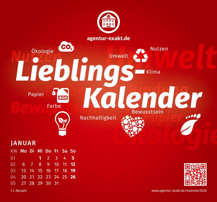 Lieblings-Kalender