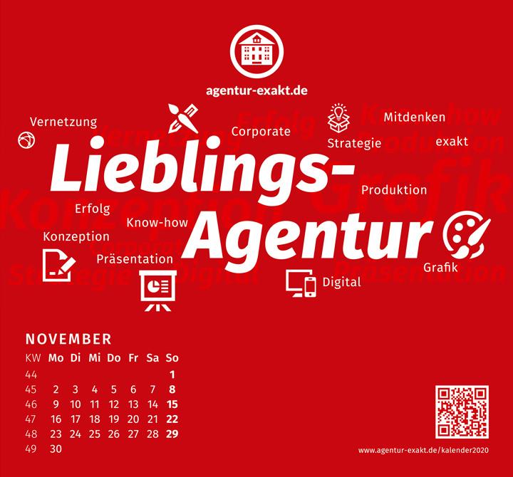 Lieblings-Agentur